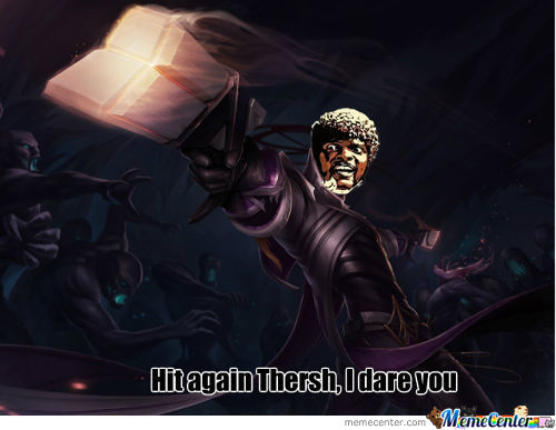Just Lucian