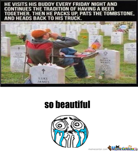 Just Makes You Cry :')