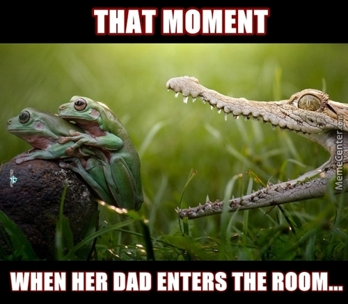 Just Manly Things (Horror Story)