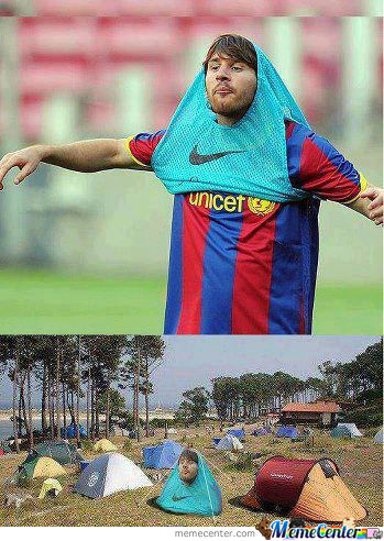 Just Messi