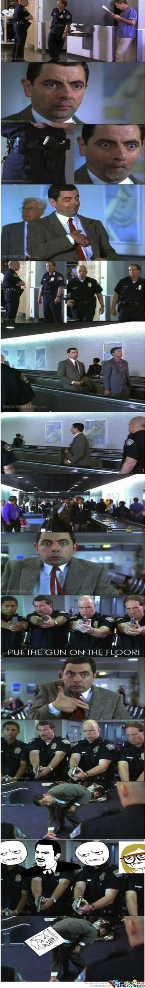 Just Mr. Bean