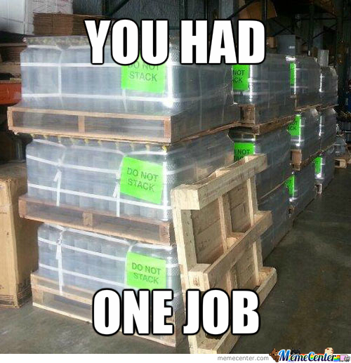 Just One Job