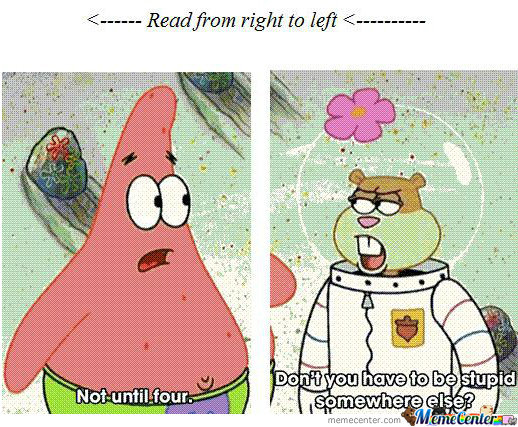 Just Patrick By Madarazx Meme Center