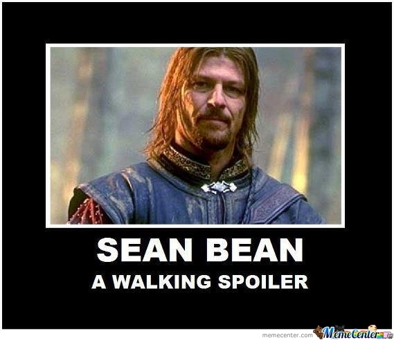 Just Sean Bean