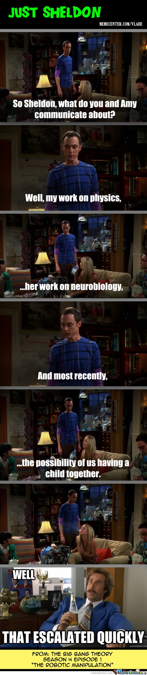 Just Sheldon