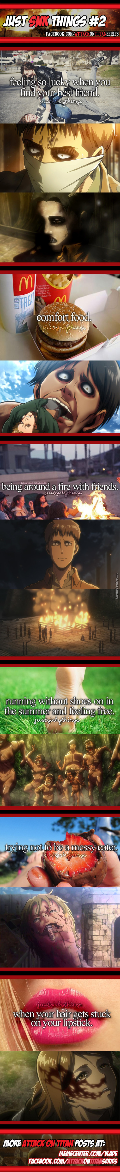 Just Snk Things #2