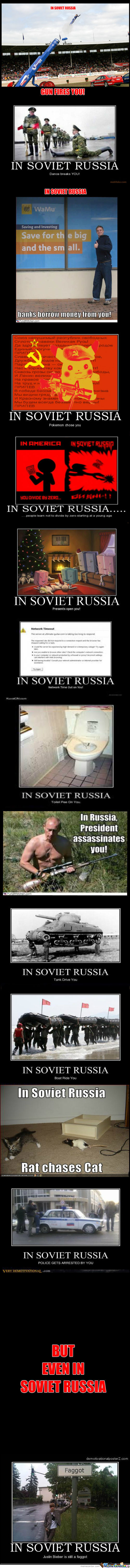 Just Soviet Russia...... Wait Wha?
