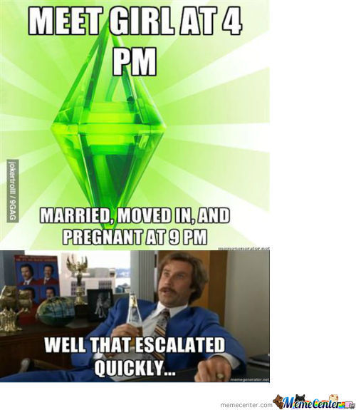 Just The Sims
