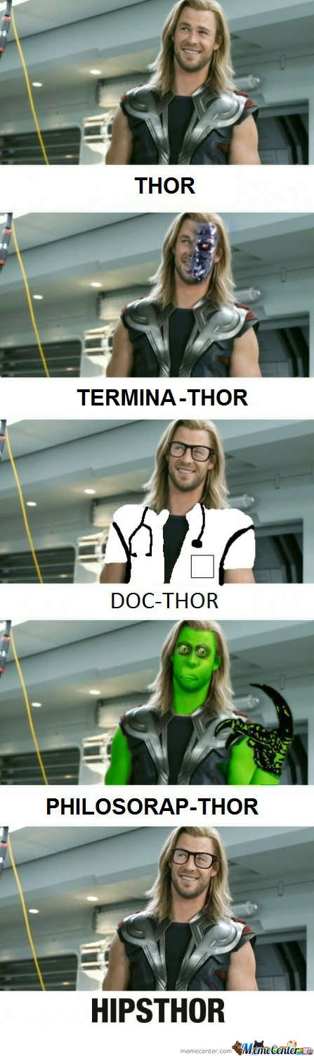 Just Thor.