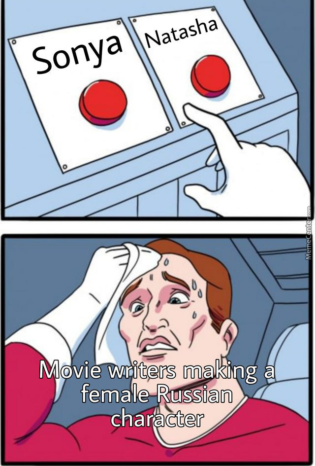 Just Watched Black Widow