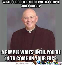 Just Your Average Priest!