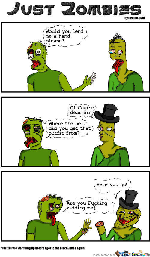Just Zombies