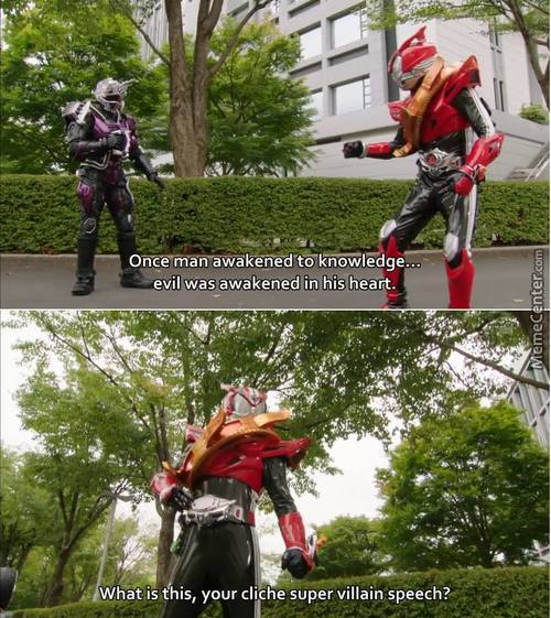 Kamen Rider Drive Is Like Spiderman  But With A Car