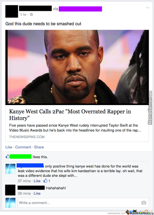 Kanye Is Wrong... He's Also A Gay Fish