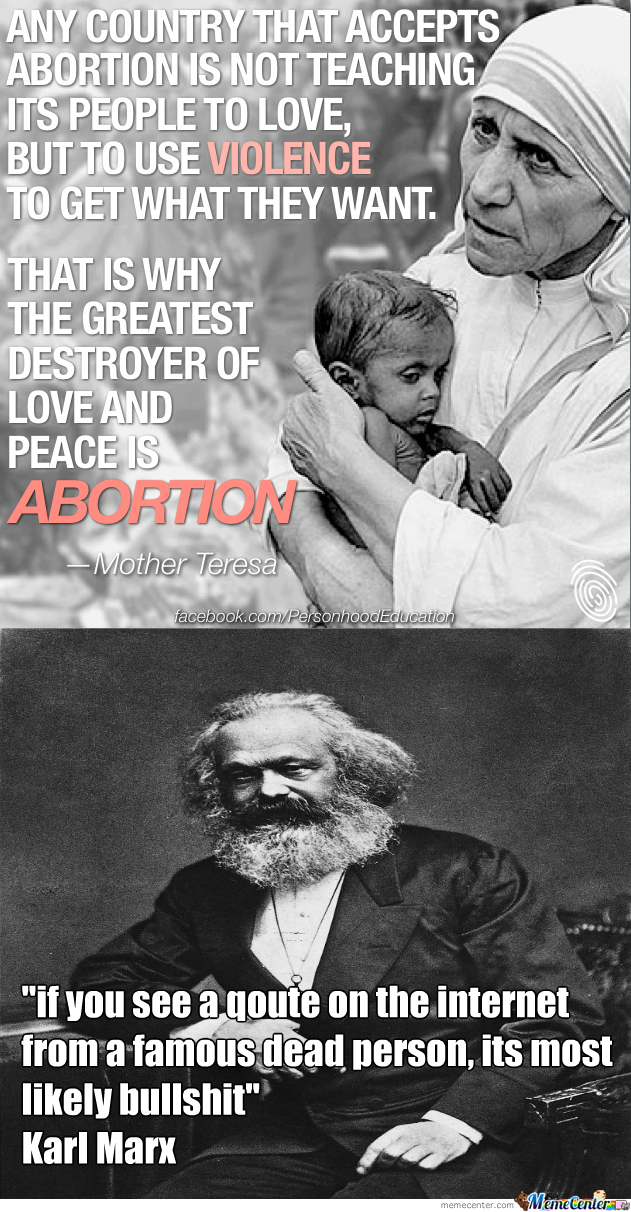 Karl Marx Was Ahead Of His Time, Eh?