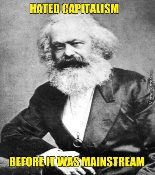 Karl Marx Was The Original Hipster