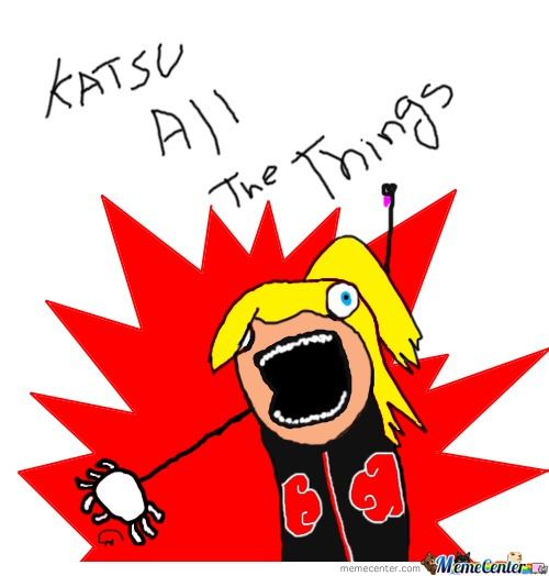 Katsu All The Things :d By Me