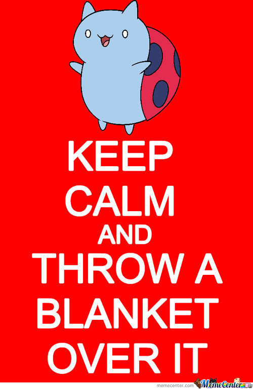 Keep Calm Catbug