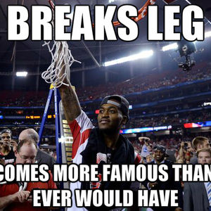 Kevin Ware Leg Injury by mikemikes - Meme Center