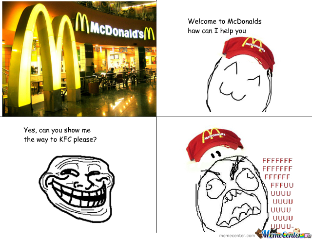 kfc and mcdonalds_o_285948 kfc and mcdonalds by grenade meme center