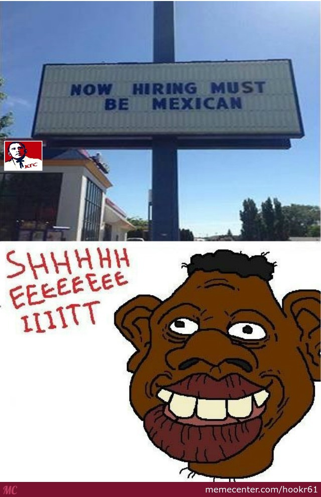 Only mexicans