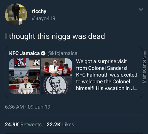 Kfc Taste Different In Every Country