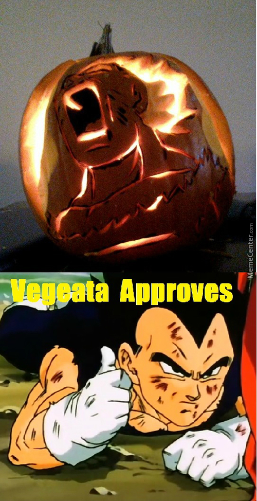 Kids Are Gonna Learn What Dbz Is This Halloween