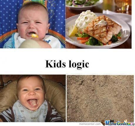 Kids Logic Lvl:food