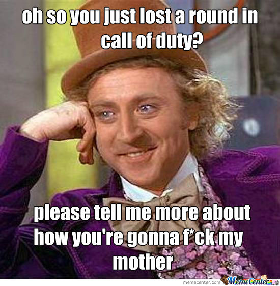 Kids Playing Call Of Duty