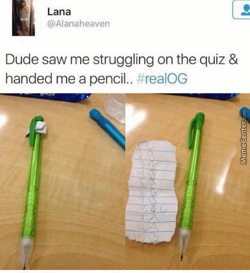 Kids Who Help In The Test You The Real Mvp