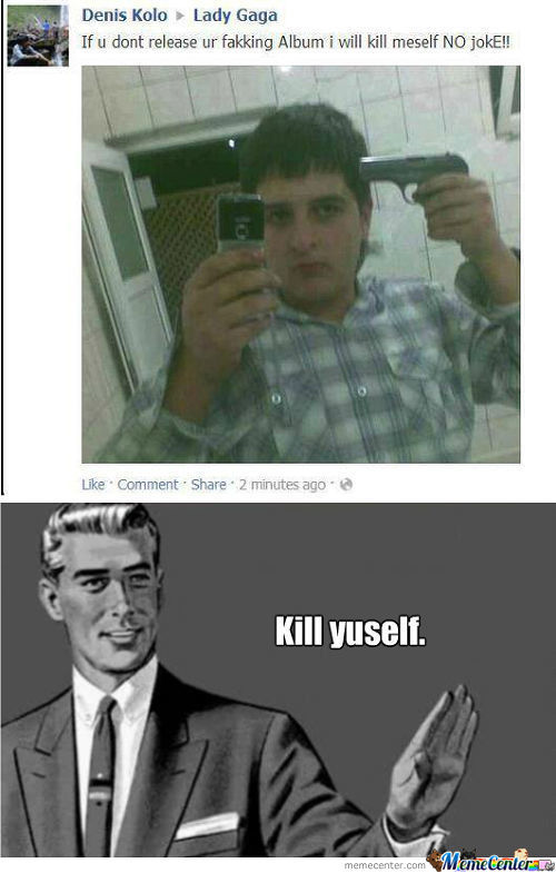 Kill Yuself