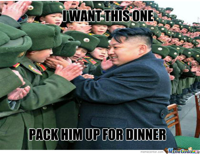 Kim Jung Memes Are So Funny Xd