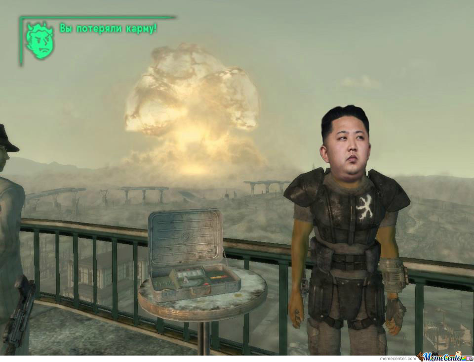 Kim Plays Fallout 3