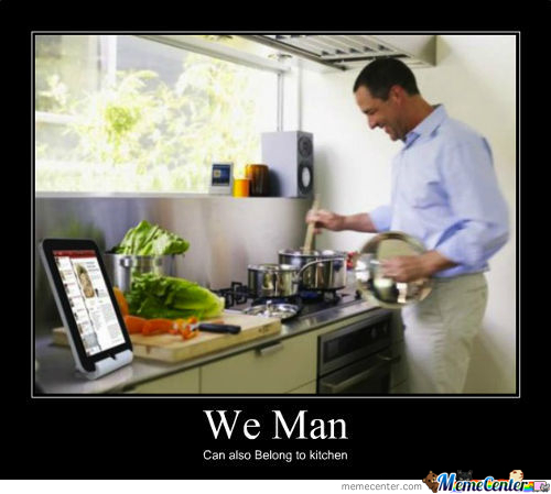 Kitchen Man