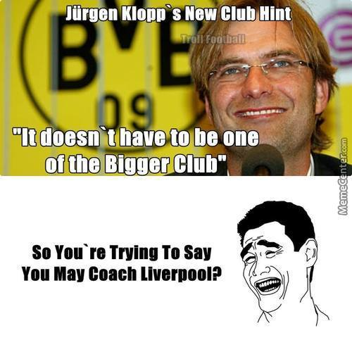 klopp amp gt amp gt liverpool_c_5899767 liverpool memes best collection of funny liverpool pictures