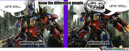 Know The Difference People
