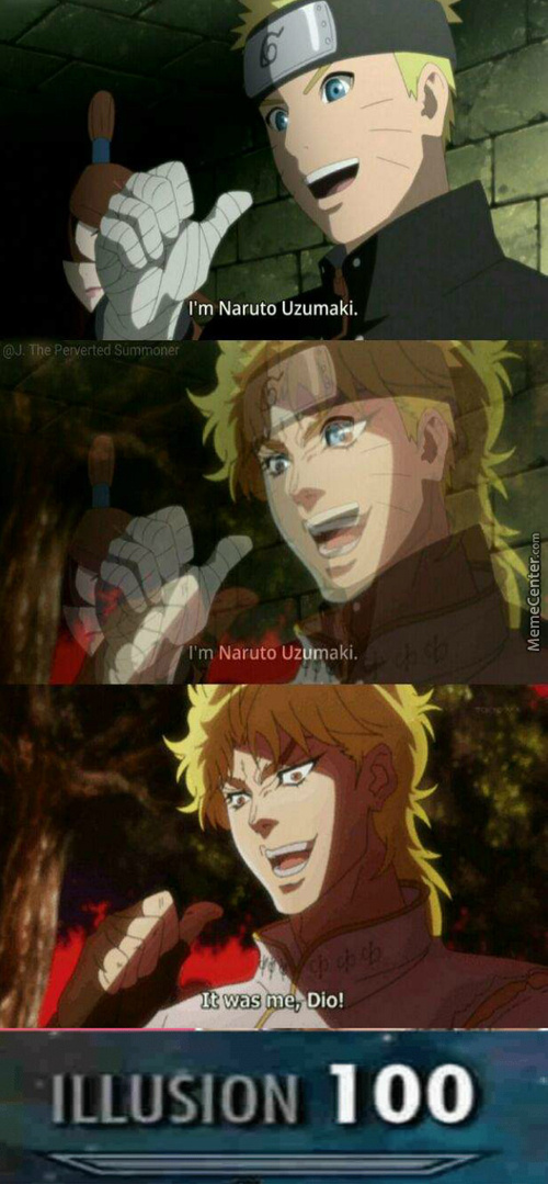 Dio Memes. Best Collection of Funny Dio Pictures