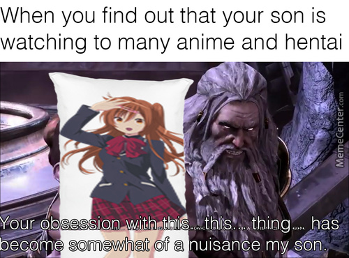 Kratos Is Probably The Only Weeb Who Got Laid