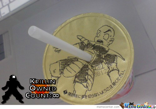 Krillin Owned Count: Infinite