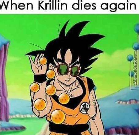 Krillin Pwned Count = ∞