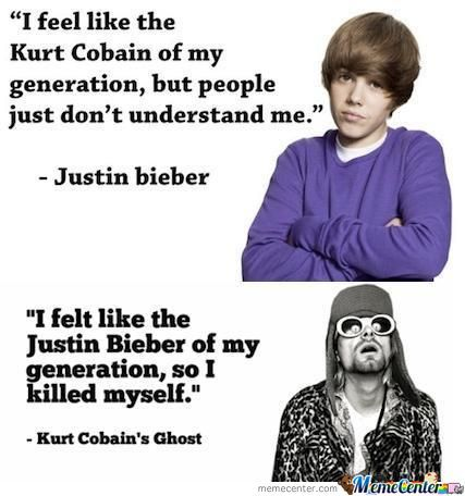 Kurt Cobain Ghost