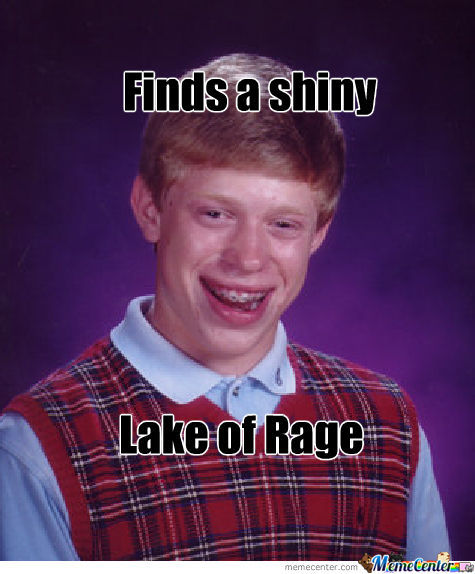 Lake Of Rage