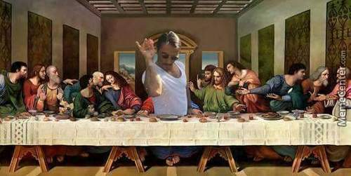 Last Salty Supper