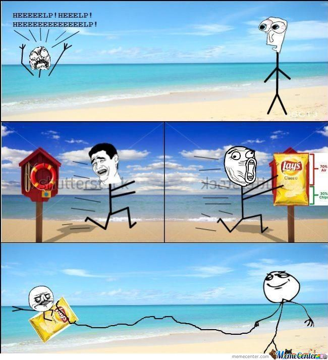 Lays For The Rescue
