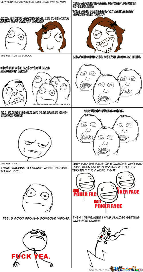 Le Childhood Story