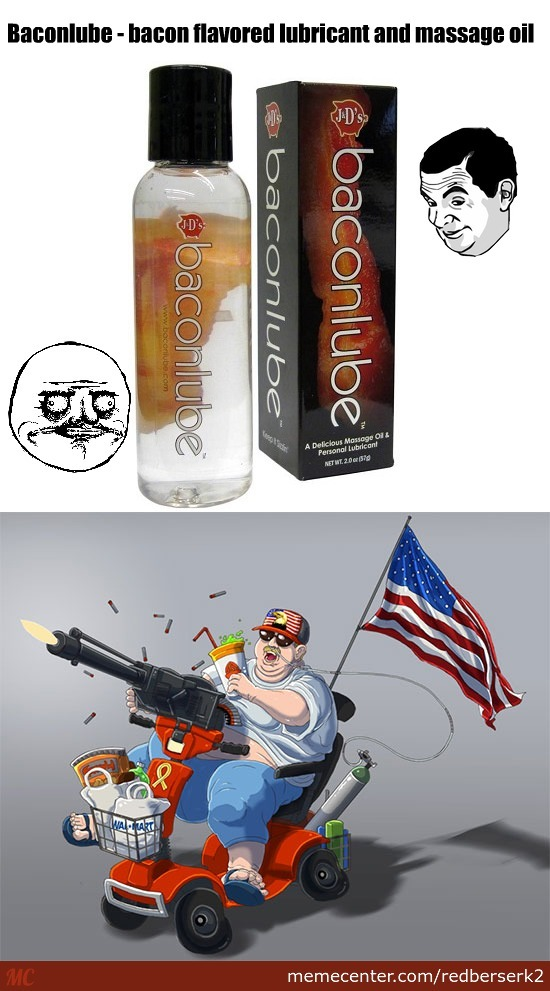 Le Sexy Time In 'murica