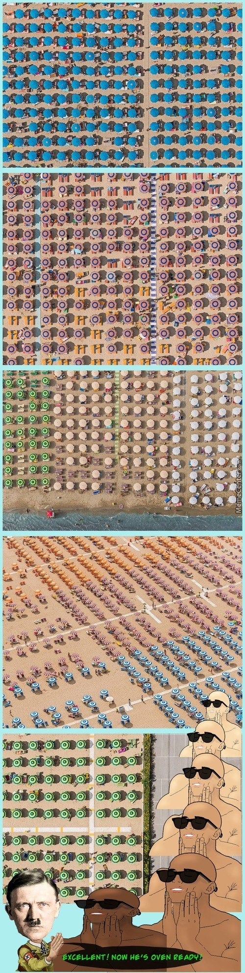Le Tanning Concentration Camp
