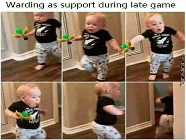 League Be Like