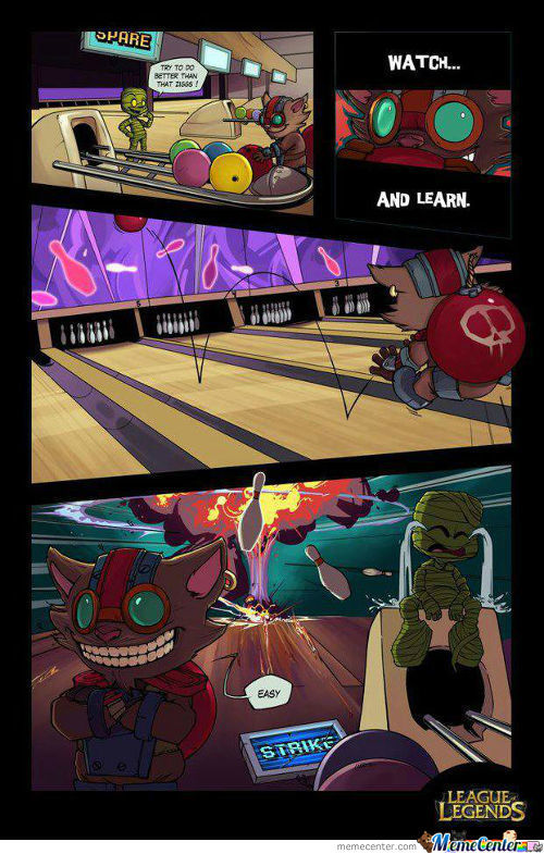 League Of Legends Comic 15