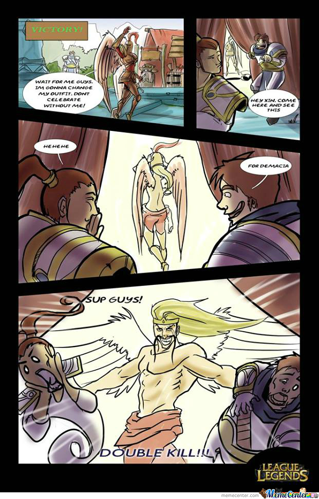 League Of Legends Comic 20